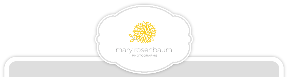 Mary Rosenbaum Photography logo